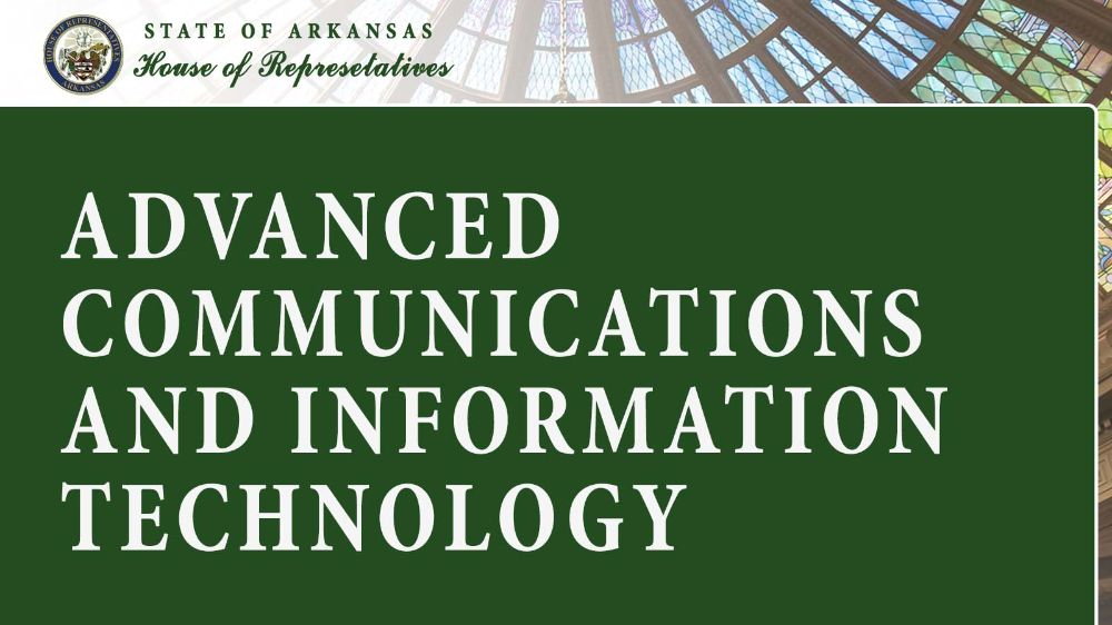 Advanced Communications and Information Technology Committee