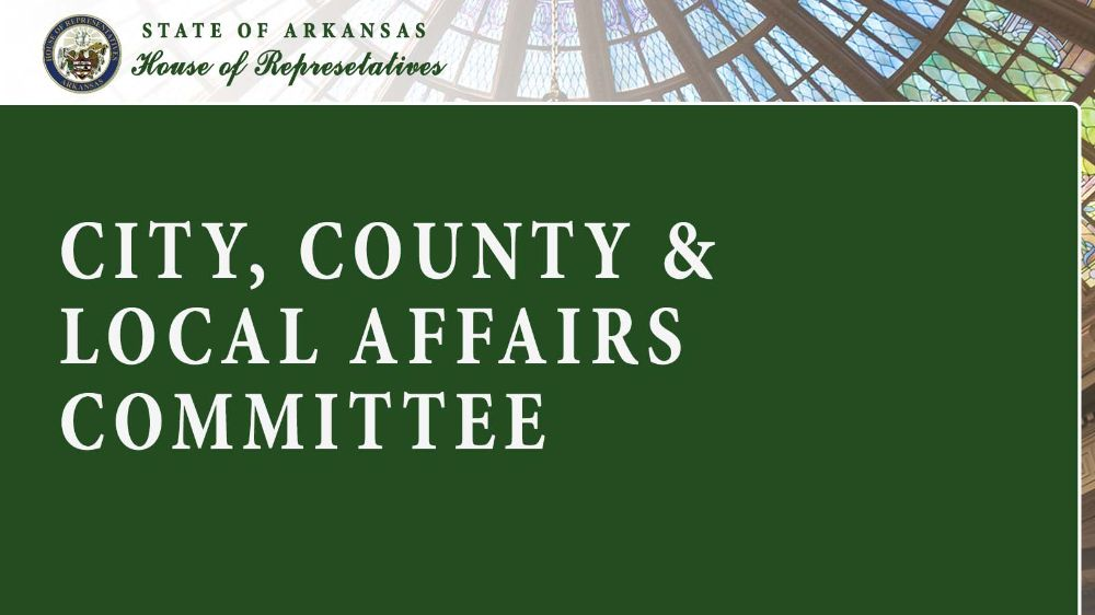 City, County & Local Affairs Committee