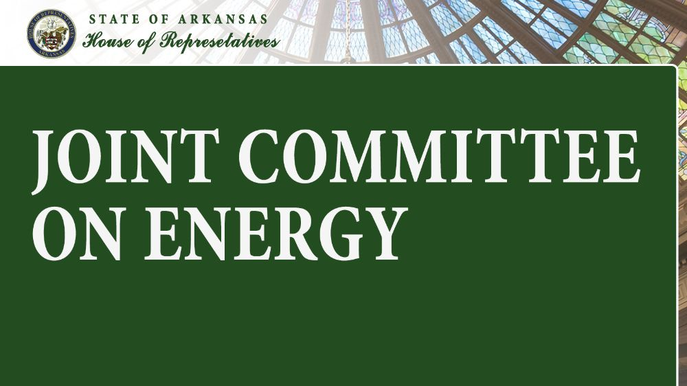Joint Committee on Energy