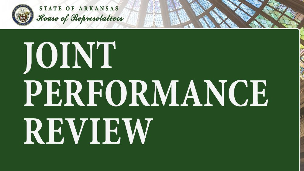 Joint Performance Review (JPR)
