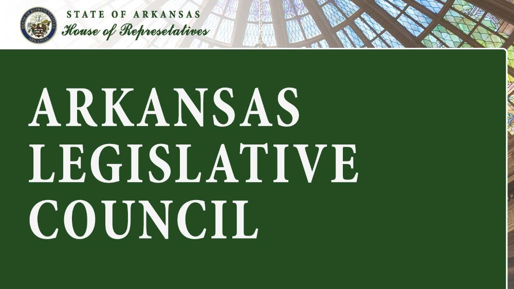 Arkansas Legislative Council (ALC)