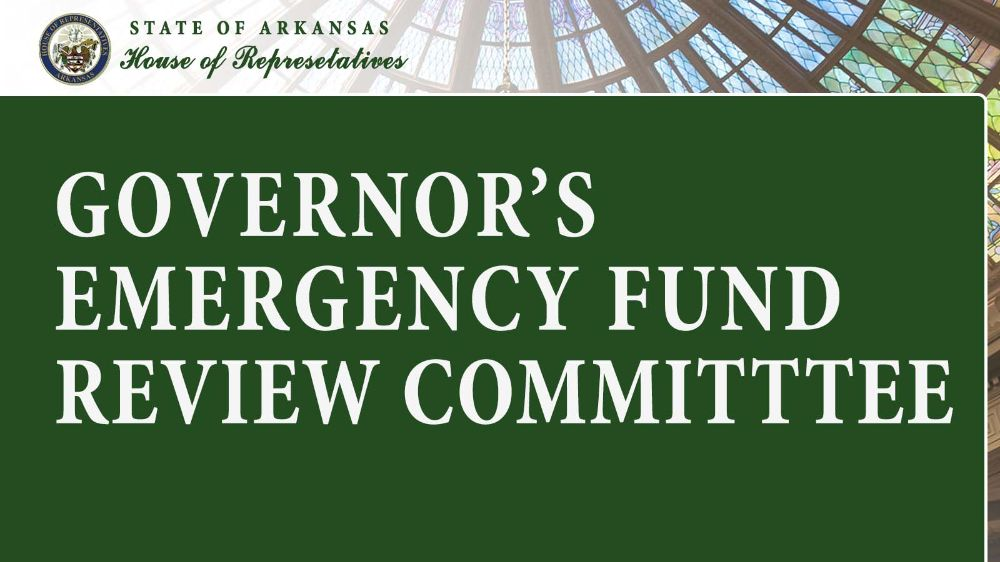 Governor's Emergency Fund Review Committee