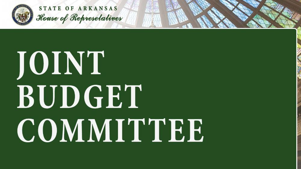 Joint Budget Committee