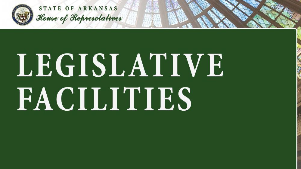 Legislative Facilities