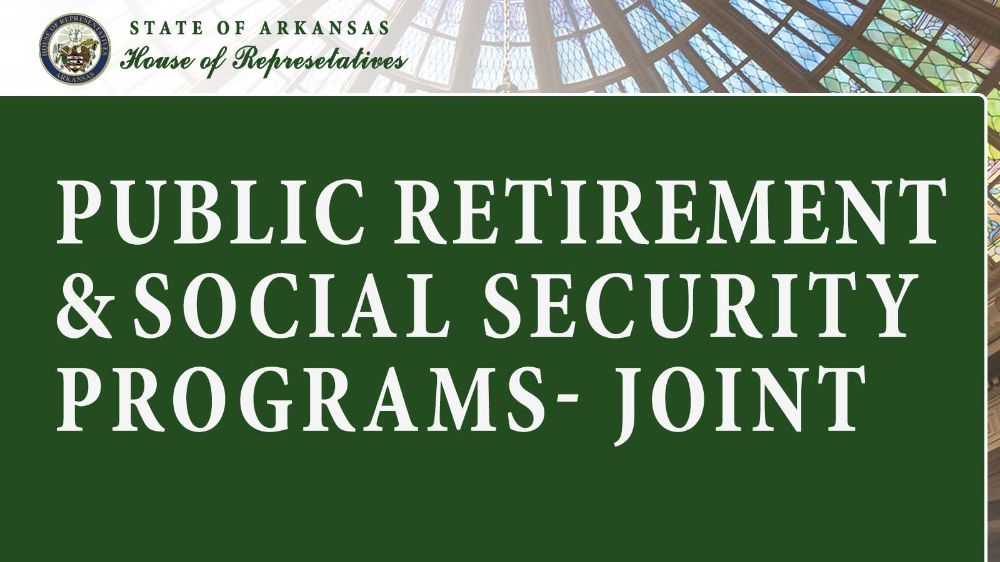 Public Retirement & Social Security Programs- Joint