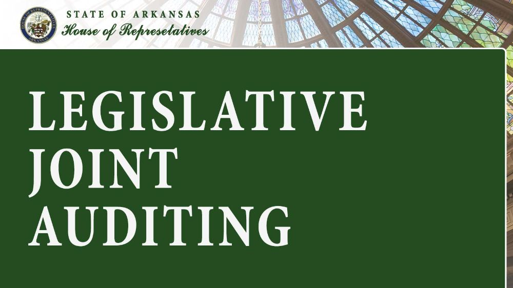 Legislative Joint Auditing