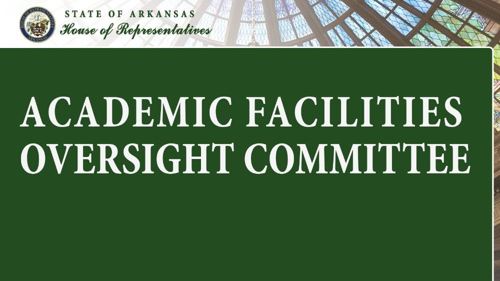 Academic Facilities Oversight Committee
