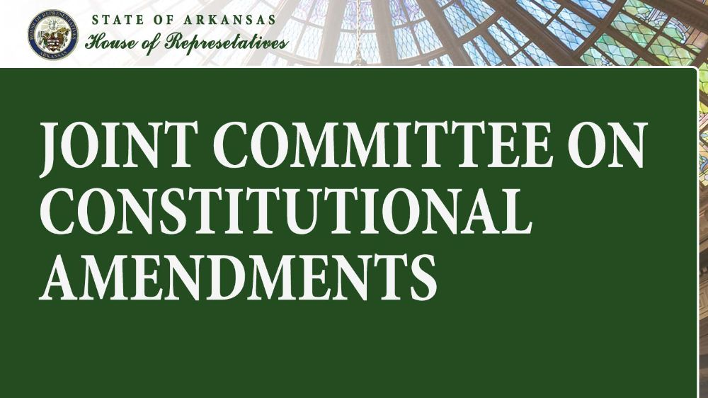 Joint Committee on Constitutional Amendments