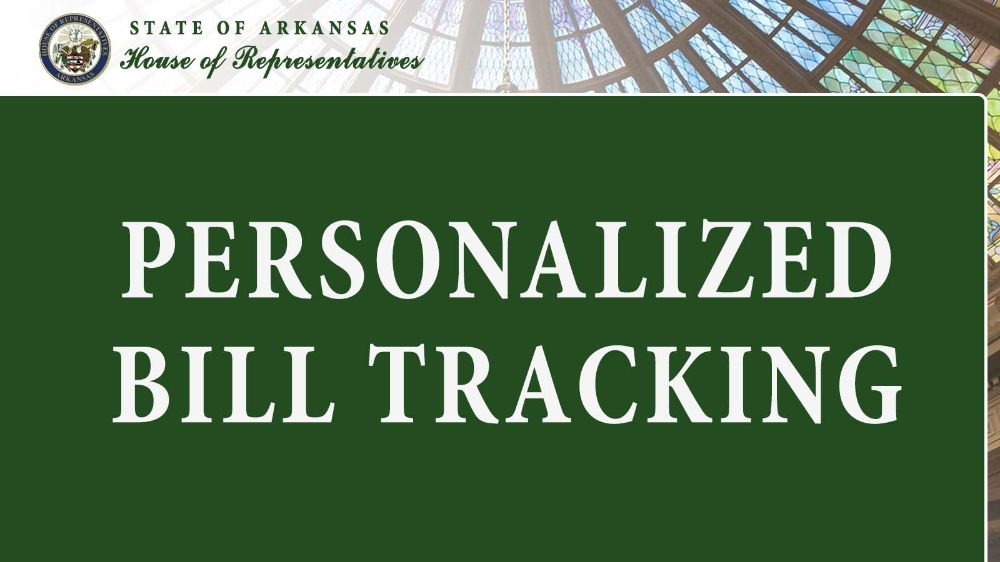 Search Bills: Personalized Tracking