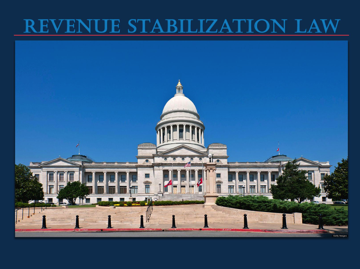 Revenue Stabilization Law: PowerPoint